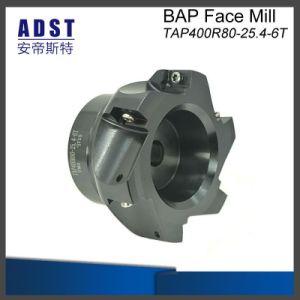 Se enfrentan a titular de la Fresa Torno CNC Máquina herramienta metálica BAP 400R 50 22 cara Dpto insertos de carburo fresado1604