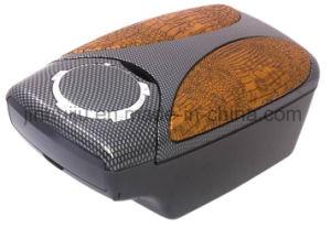 車Armrestのユニバーサルコンソールボックス