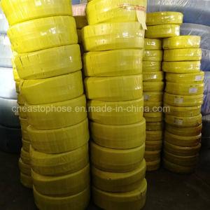 Tubo flessibile di rinforzo antistatico del filo di acciaio del PVC nei dintorni statici
