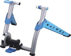 Light Blue Gimnasio Bicicleta Portabicicletas formador