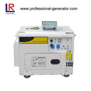 휴대용 2-5kw Generator Diesel, Electric Power Generator
