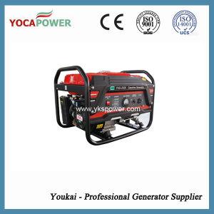 Fio de cobre de 2kVA Portable a potência do motor a gasolina Grupo Gerador