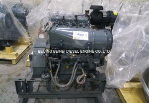 시멘트 믹서 트레일러 2500rpm를 위한 공기에 의하여 냉각되는 디젤 엔진 F3l912