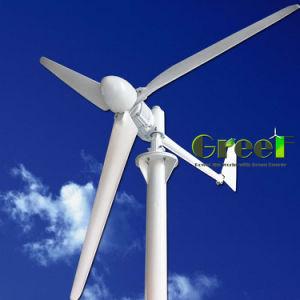 5kw Éolienne horizontale pour utilisation à domicile