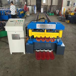 machine à profiler IBR 686 tôle de toit