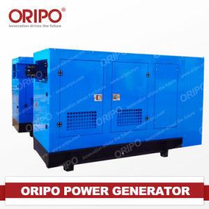 AC 3 Phase Silent Type Diesel Generating Set 230-416V 23-2500kVA