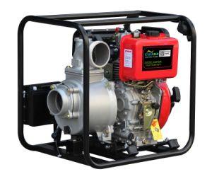 4 pulgadas de bajo consumo de combustible Diesel Eléctrico de la bomba de agua