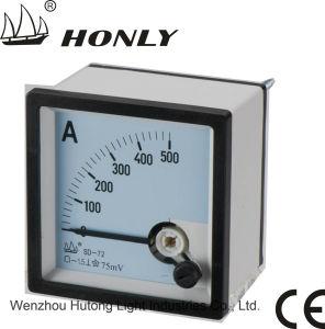 위원회 미터---SD 시리즈 움직 철편형 AC 전류계 (아) ** SD-S80-T AC