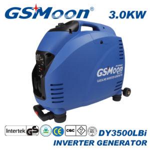 4 tiempos 3.0kVA gasolina Generador Portátil Inverter
