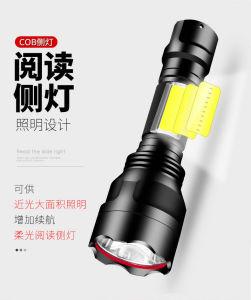 C8 Multifunctionele LEIDEN Voor dubbel gebruik van het Aluminium van de MAÏSKOLF Zij Lichte Lichte Navulbare Flitslicht