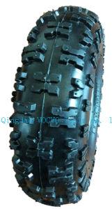 10 pulgadas de alta calidad barata neumático ATV Rueda lanzador de nieve