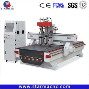 Ma CNC Houten Werkende CNC van de Ster van Jinan Router (sm-1325)