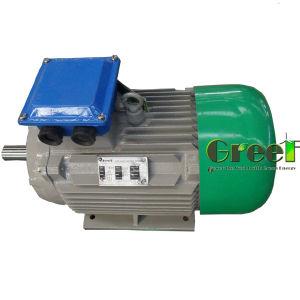 coppia di torsione bassa 10kw un generatore a magnete permanente di 3 fasi