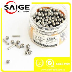 La bola de acero inoxidable AISI 316