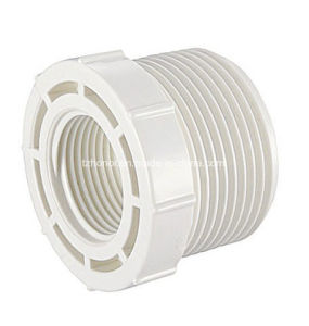 L'accessorio per tubi riducentesi femminile di pressione del rifornimento idrico del T del PVC BS filetta BSPT (B07)