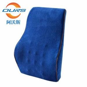 Proveedor de China Auto cojín de espuma de memoria de la salud de la cintura almohada