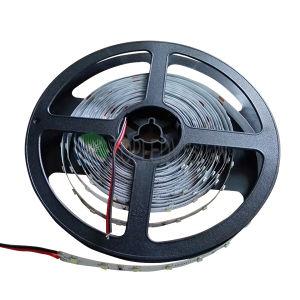 Luz do diodo emissor de luz 12VDC da luz de tira 60LEDs/M do diodo emissor de luz do brilho SMD3528 de Hight