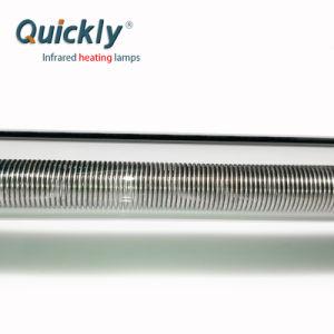 水晶赤外線ハロゲン暖房の管IRのヒーター