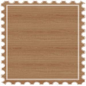 La superficie de cerezo pisos laminados de madera flotante mosaico de Carb Standard