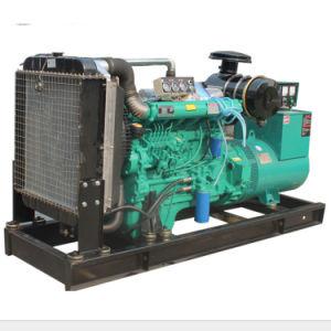 予備発電の空気によって冷却される無声ディーゼル発電機