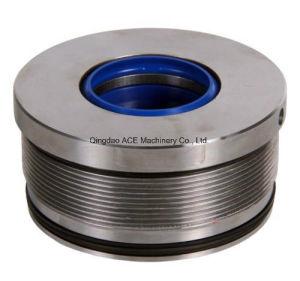 溶接されたシリンダー二重代理の水圧シリンダの単動水圧シリンダ