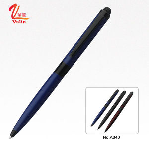 가장 새로운 디자인한 선전용 첨필은 인기 상품에 사업 금속 펜을 쓴다