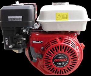 GS168fa de Motor 5.5HP van de Benzine