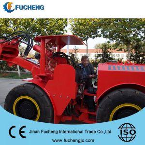 4m3 Carregadeiras de mineração subterrânea / Scooptram com motor Deutz transmissão Dana