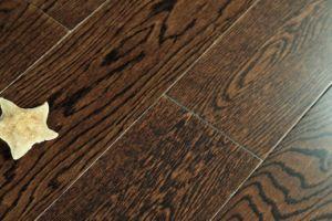 La certificación ISO 9001, los rayos UV Paiting diseñado el suelo de madera