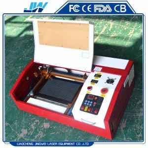 40W 50W 3020 Laser-Scherblock-Handy-besitzen ausgeglichene Glasschneiden-Maschine für das Beginnen Kleinunternehmen