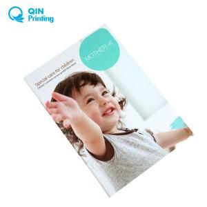 上海中国のプリントフルカラーA4パンフレット