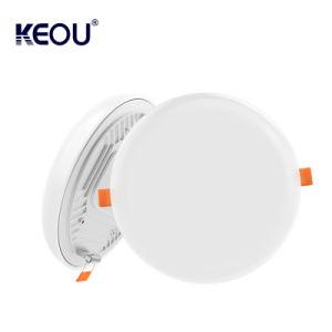 Nouvel ensemble de la plastique panneau LED SMD2835 Lumière 18W Lampe de plafond