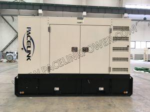 30kVA Genset diesel silenzioso alimentato da Perkins con Ce/ISO Plg-PINTA
