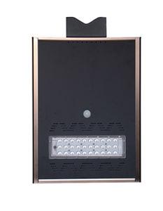 Garten-integriertes Solarstraßenlaternemit 3 Jahren der Garantie-/All in einem Solarlicht der straßen-LED