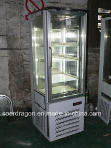 Vidro lateral 3 Visor de sorvete vertical freezer (TL-3)