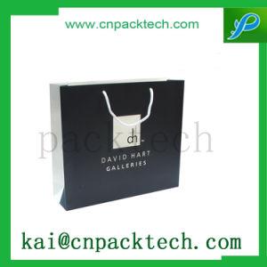 Beauty Fashion Factory hot stamping un sac de shopping personnalisé
