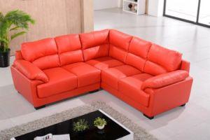 新しい到着の現代革ソファの熱い販売の革ソファー
