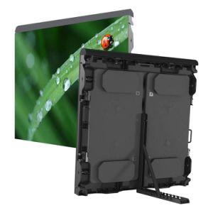 Paso de píxel 10mm color completo panel de pantalla LED