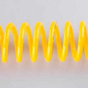 De Gele Slang van de Lucht van de Rol TPU (ks-1208-12M)