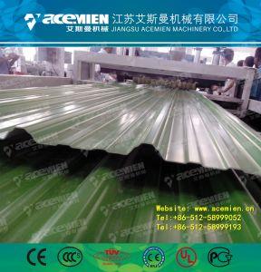 Macchina ondulata dello strato del tetto di PVC+ASA