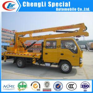 Dongfeng 4X2 14м 18метров антенны погрузчик гидравлической платформы