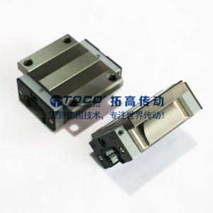 CNC 기계를 위한 선형 가이드 레일 HGH35ca-L1500mm 선형 홈