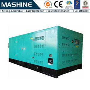 3 Phase 60Hz 220V 190kVA Groupe électrogène Diesel silencieux pour la vente
