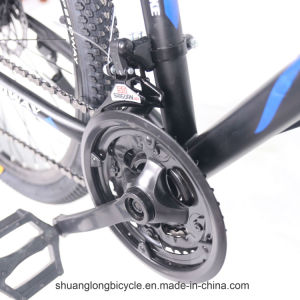 21speed/24speed 프레임 현탁액 포크 디스크 브레이크 산악 자전거 (9632)