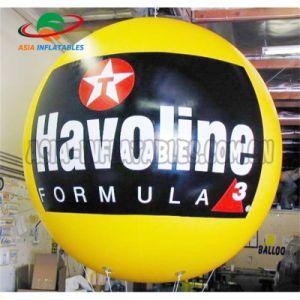 Ballon van het Helium van Inflatabe van de Druk van pvc de Digitale voor Reclame
