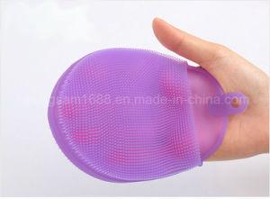 Ferramenta de cozinha esponja inteligente Multiuso Quente Taça parabólica Escova de Limpeza