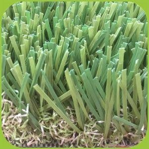 PE+PP Sport-Garten-Landschaftsfälschungs-Rasen-synthetisches Gras für Fußballplätze