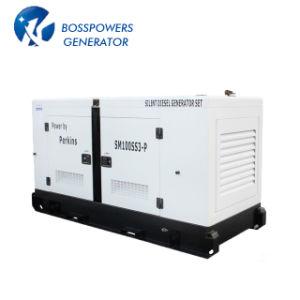 заводская цена гарантия Silent на открытой раме дизельный генератор с Lovol