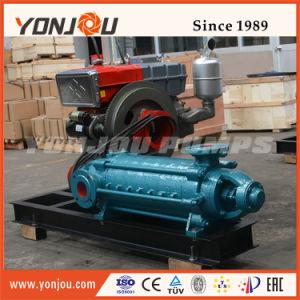 Bomba de alta pressão Diesel multiestágio, Motor diesel bomba centrífuga