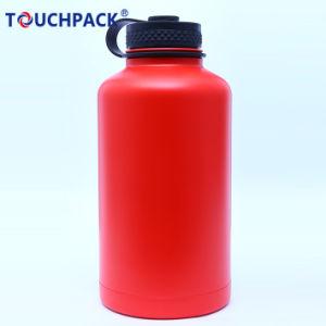64oz/2L/litre Hydro Stainless-Steel Double-Wall Fiole à vide de la bière bouteille sport mug